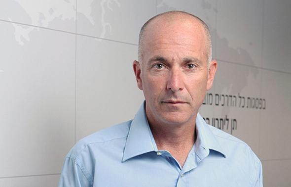 רונן גרשון מנהל קרן השקעות פסגות, צילום: עמית שעל