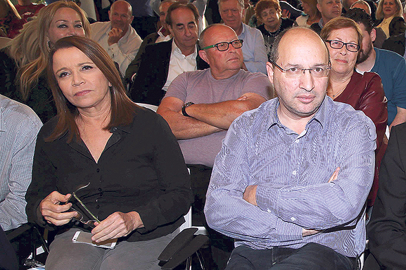 אבי ניסנקורן ושלי יחימוביץ