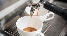 מכונת קפה אספרסו, צילום: שאטרסטוק