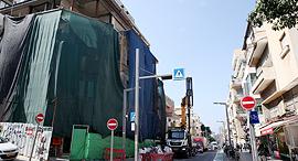 """תמ""""א 38 רחוב שינקין 56 תל אביב, צילום: אוראל כהן"""