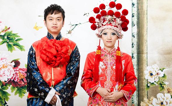 חתונה סינית , צילום: thxcircles