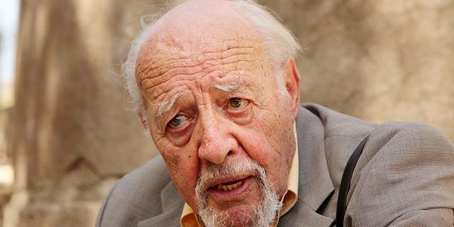 הלך לעולמו הצלם חתן פרס ישראל דוד רובינגר בגיל 92