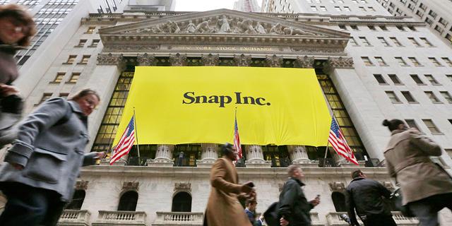 יוצאת מהבוץ: סנאפ היכתה את התחזיות, הגדילה הכנסותיה