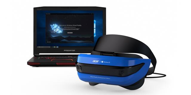 מיקרוסופט משיקה משקפי VR לאקסבוקס בשיתוף עם אייסר