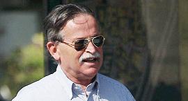 """שמיל ובר לשעבר יו""""ר הבנק למסחר , צילום: אוראל כהן"""