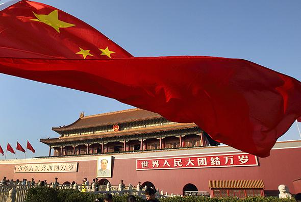 סדק בחומת הצנזורה. סין
