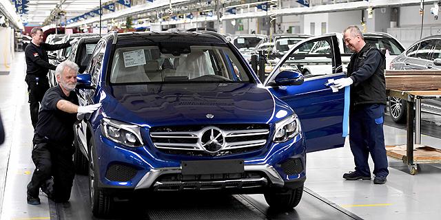 האיחוד האירופי נגד יצרניות הרכב הגרמניות: נמנעו מלפתח טכנולוגיות להפחתת זיהום