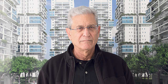 """ניסים אחיעזרא מנכ""""ל חברת דוניץ, צילום: אוראל כהן"""