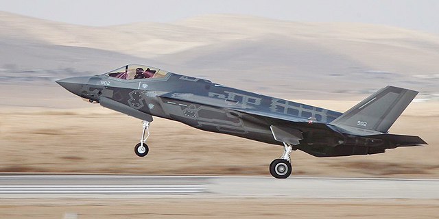 Lockheed Martin Lands $42 Million Contract to Operate Israeli Air Force F-35 Training Center