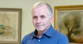 נשיא האוניברסיטה העברית, פרופ' אשר כהן, צילום: אוהד צויגנברג