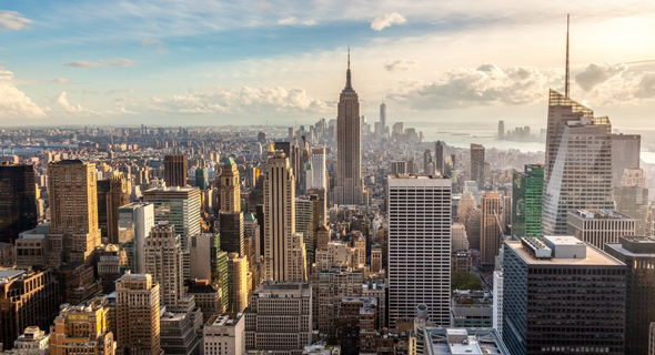 New York skyline. Photo: Shutterstock