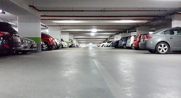 Parking lot (illustration). Photo: Maor Suisa