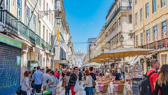 ליסבון, פורטוגל, צילום: שאטרסטוק