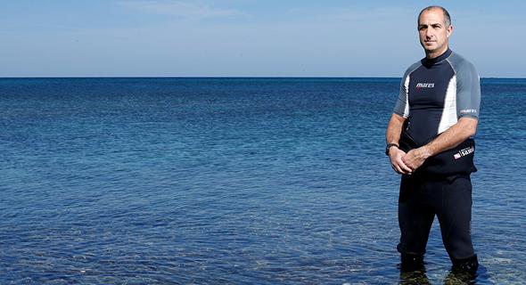 """ד""""ר דני צ'רנוב. """"אני לא מצליח להבין למה המדינה לא מזדעקת על הבורות שלנו לגבי הים"""""""