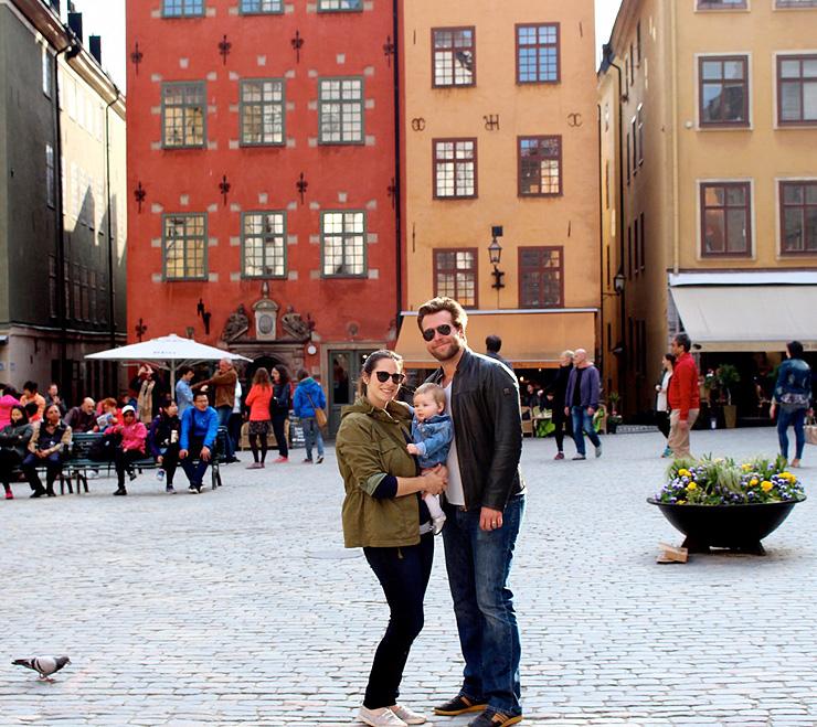שבדיה, צילום: Courtesy Erica Levine