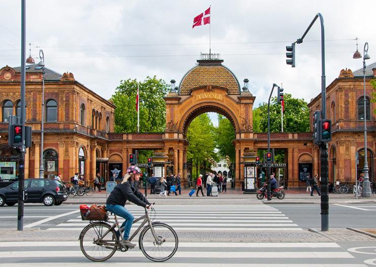 קופנהגן, דנמרק. מקום שני ביחד עם צרפת