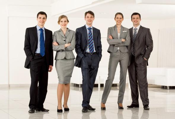 סגנון לבוש עסקי רשמי-מקצועי
