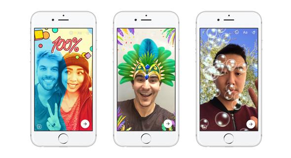 Messenger Day מסנג'ר פייסבוק, צילום: יחצ