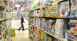 חנות צעצועים כפר השעשועים, צילום: עמית שעל