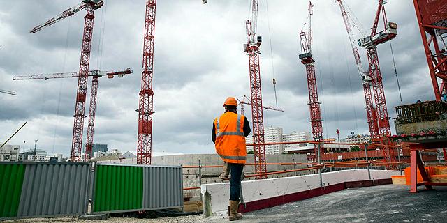 אתר בנייה. לטענת אלאלוף החוק לא באמת מעודד את המעסיקים לשים דגש על בטיחות בעבודה, צילום: אי.פי.אי