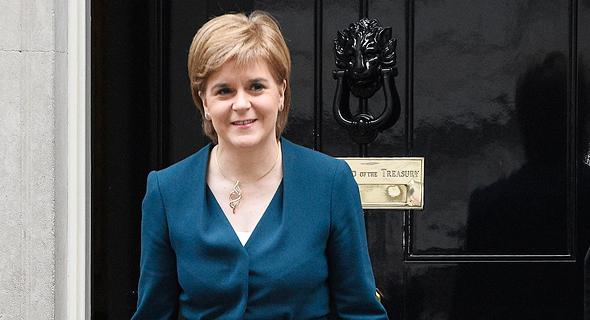 ניקולה סטרג'ן , ראשת ממשלת סקוטלנד