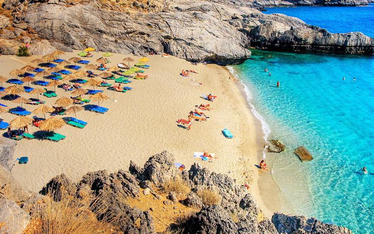 כרתים, יוון. 3,642 דולר לשבוע לזוג