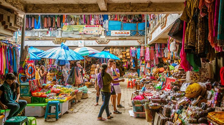באלי, אינדונזיה. 2,479 דולר לשבוע לזוג, צילום: גטי אימג