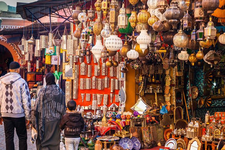 מרקש, מרוקו. 3,364 דולר לשבוע לזוג, צילום: שאטרסטוק