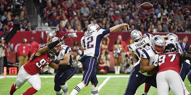 """למרות הדעיכה בפופולריות, ה-NFL עדיין שולטת ברייטינג בארה""""ב"""