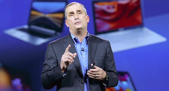 Intel CEO Brian Krzanich . Photo: IPA