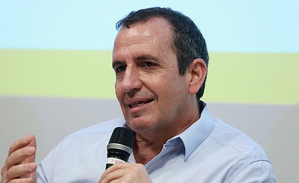 """איל וולדמן מנכ""""ל מלאנוקס, צילום: אוראל כהן"""
