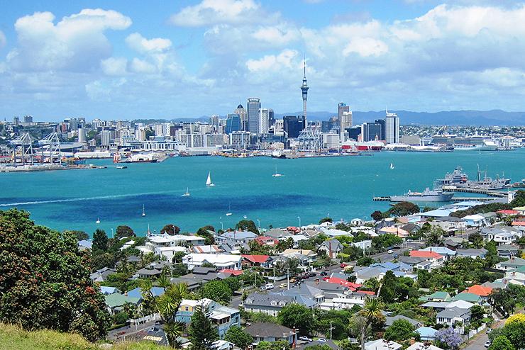 אוקלנד, ניו זילנד
