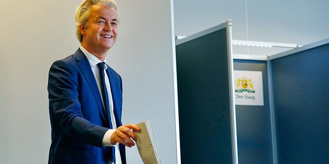 הולנד: מסתמן הפסד לימין הקיצוני - ניצחון לראש הממשלה