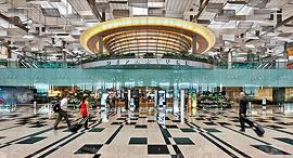 נמל התעופה צ'אנגי בסינגפור, צילום: rwddit