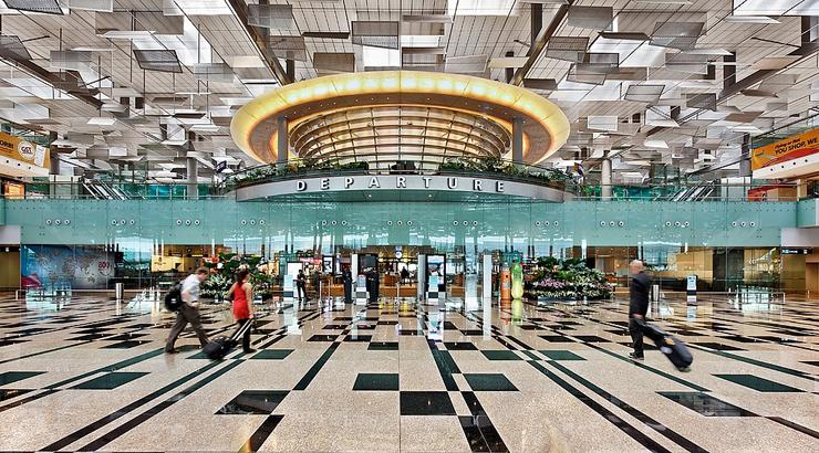 נמל התעופה צ'אנגי, סינגפור