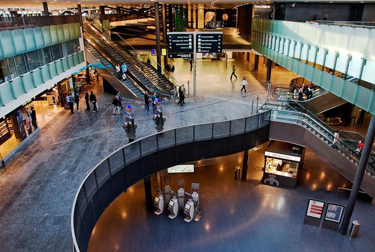 שדה התעופה של ציריך, שוויץ, צילום: seatmaestro
