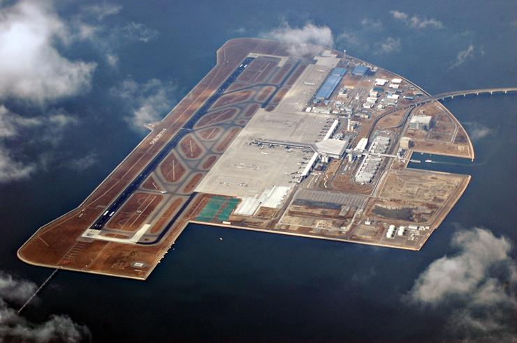 נמל התעופה באי צ'ובה נגויה, יפן
