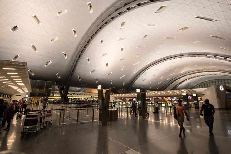 נמל תעופה דוחה, קטאר, צילום: ויקימדיה