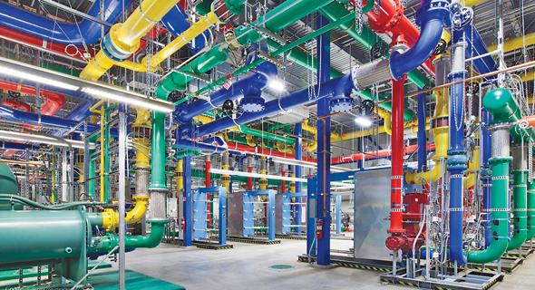 מרכז נתונים של גוגל