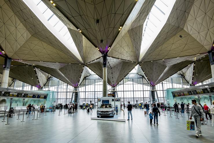 שדה התעופה של הונג קונג, צילום: שאטרסטוק