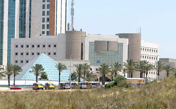 בניין עיריית אשדוד