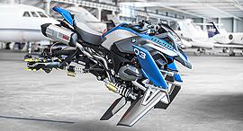 האופנוע המרחף של ב.מ.וו, צילום: BMW
