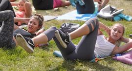 התעמלות נשים ספורט, צילום: גטי אימג'ס