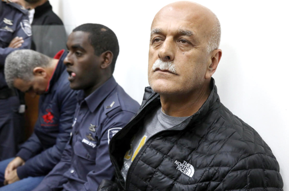 """החשוד אמל אסעד, דירקטור בתע""""א, בדיון בבית המשפט"""