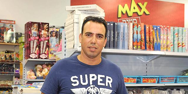 אורי מקס, מייסד רשת מקס סטוק, צילום: ישראל יוסף