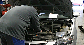 טיפול מוסך רכב תיקון, צילום: עמית שעל