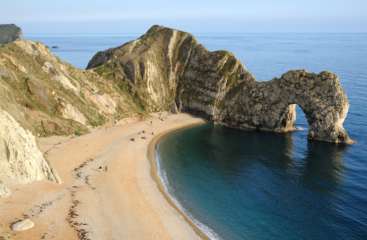 חוף דורדל דור (Durdle Door)