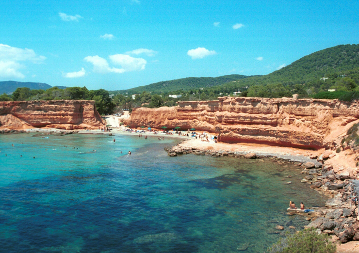 Playa Sa Caleta