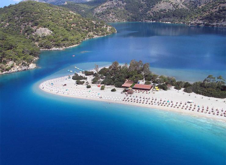 Ölüdeniz Beach, טורקיה