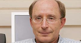 פרופ' רון רובין, נשיא אוניברסיטת חיפה